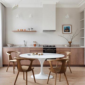 Chelsea Apartment  - Bespoke Kitchen