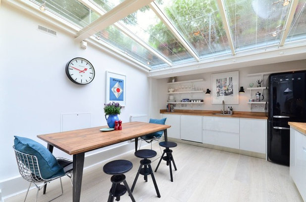 Contemporary Kitchen by Clermont Ltd