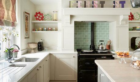 London Houzz Tour: A Warm, Calm Palette Creates a Welcoming Home
