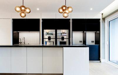 Как правильно: Организовать верхний свет на кухне