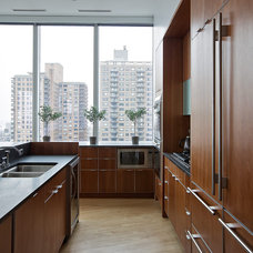 Contemporary Kitchen by Marie Burgos Design