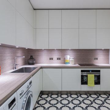 Chelsea Kitchen & Utility Design
