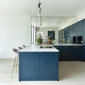 Chelsea kitchen by 202 Design