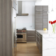 modern kitchen by Chelsea Atelier Architect, PC