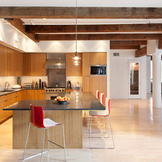 Contemporary Kitchen by MODU
