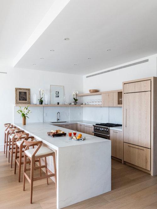 183081 modern kitchen design ideas remodel pictures houzz - Modern Kitchen Design