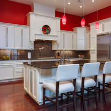Contemporary Kitchen by MLBaxley Photography