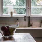 What They Did Traditional Kitchen Atlanta By