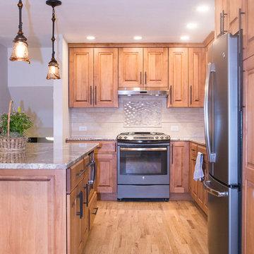 Cherokee Kitchen & Main Level Remodel