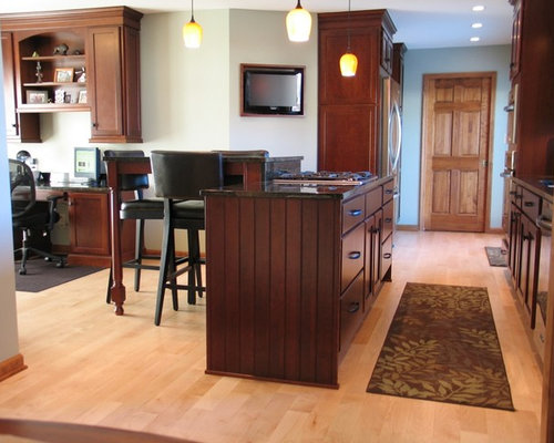 Carmel Indianapolis Kitchen Expansion Design By