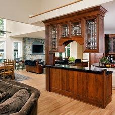 Kitchen by Kleppinger Design Group, Inc.