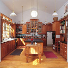 Traditional Kitchen by CustomMade.com