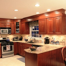 Traditional Kitchen by Legion Wholesale Supply / Innovations by VP
