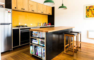 Room of the Week: A Locally Made, Sustainable Cottage Kitchen