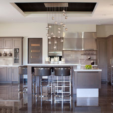 Transitional Kitchen by Wm Ohs Showrooms