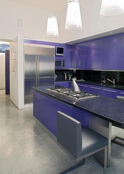 Contemporary Kitchen by CJ Paone AIA | Archipelago Workshop