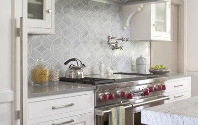 8 Top Tile Types for Your Kitchen Backsplash