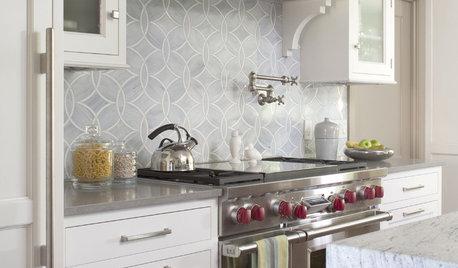 Kitchen Backsplashes On Houzz Tips From The Experts