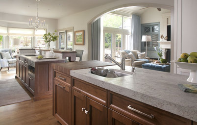 Kitchen of the Week: Two Islands in Colorado