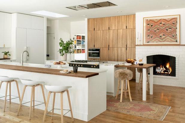 Scandinavian Kitchen by Factor Design Build