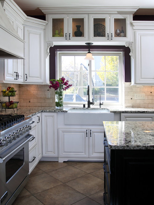 Cabinets Above Windows | Houzz