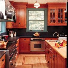 Craftsman Kitchen by Culin & Colella, Inc.