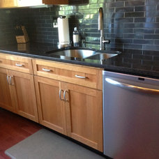 Traditional Kitchen by Competitive Kitchen Designs, Inc.