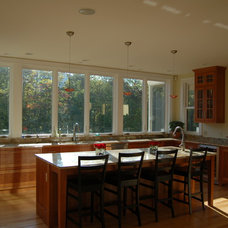 Kitchen Cabinetry by Simpson Cabinetry