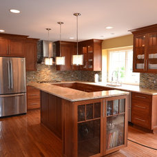 Kitchen by Cole Wagner Cabinetry