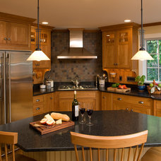 Craftsman Kitchen by The Cabinetworks