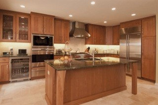 Prairie Style Kitchen Home Design Ideas Pictures Remodel