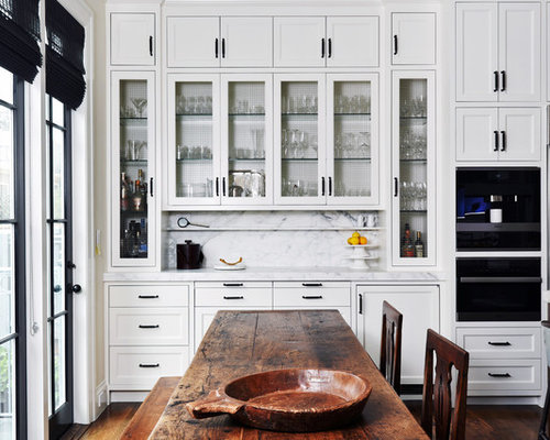 kitchen cabinets hardware. Transitional eat in kitchen ideas  dark wood floor and brown Kitchen Cabinet Hardware Houzz