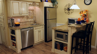 Chesley Knoll - Apartment Kitchen