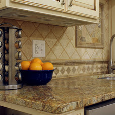 Traditional Kitchen by Jack Calderone