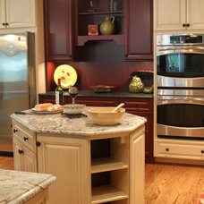 Traditional Kitchen by mccarthy design + build, llc