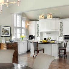 Traditional Kitchen by K Taylor Design Group