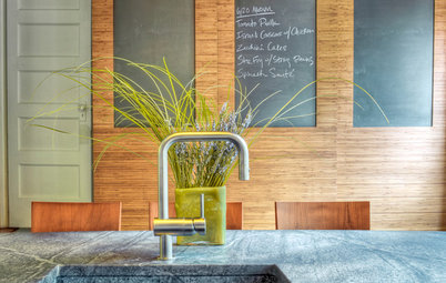 Kitchen Counters: Durable, Easy-Clean Soapstone