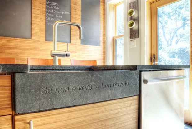 Contemporary Kitchen by Buckminster Green LLC