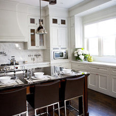 Contemporary Kitchen by Pure Bliss Creative Design
