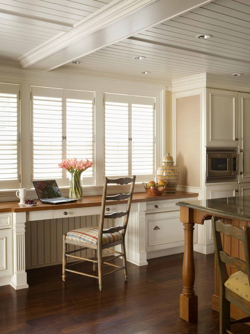 kitchen ideas decor desk windows houzz 13344