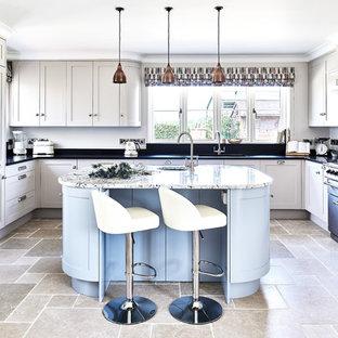 Cheverell Kitchens White Country Kitchen