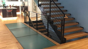 Chevy Chase Glass Flooring