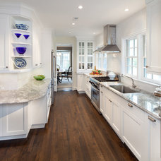 Traditional Kitchen by Anthony Wilder Design/Build, Inc.