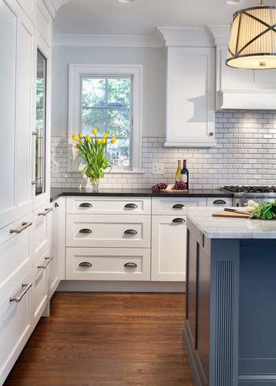 Traditional Kitchen by Gilday Renovations