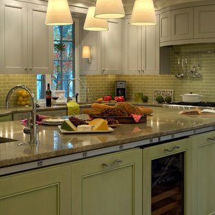 Chevy Chase, Maryland - Craftsman - Kitchen