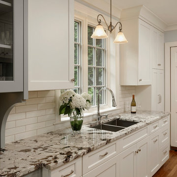 Chevy Chase, Maryland - Transitional - Kitchen