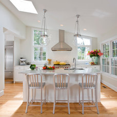 Transitional Kitchen by Wentworth, Inc.