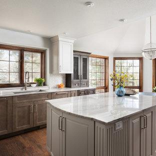 Kitchen With Dark Cabinets | 75 Most Popular Kitchen With Dark Wood Cabinets Design Ideas For
