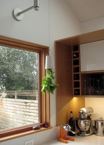 Moderno Cucina by Studio  Zerbey Architecture + Design