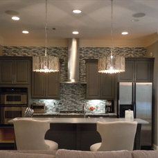 Traditional Kitchen by Chic Abode Interiors, LLC